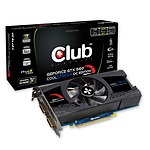 Club 3D GeForce GTX 560 CoolStream OC Edition 1024 MB