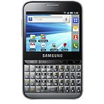 Samsung B7510 Galaxy Pro Qwerty Argent