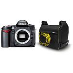 Nikon D90 + Golla