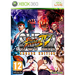Super Street Fighter 4 : Arcade Edition (Xbox 360)