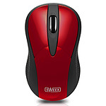 Sweex Wireless Mouse Rouge