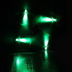BitFenix Spectre LED Vert 200 mm