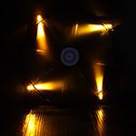 BitFenix Spectre LED Orange 200 mm