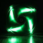 BitFenix Spectre LED Vert 230 mm
