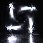 BitFenix Spectre LED Blanc 230 mm