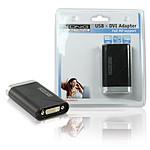 Adaptateur DVI/VGA Full HD sur port USB
