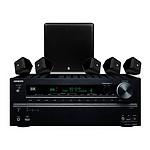 Onkyo TX-NR609 + Boston SoundWareXS 5.1 Noir