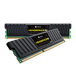 Corsair Vengeance Low Profile 8GB (2x 4GB) DDR3 1600 MHz CL9