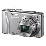 Panasonic Lumix DMC-TZ20 Argent