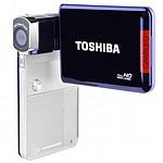 Toshiba Camileo S30 Bleu