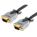 Câble haute qualité VGA mâle/mâle (3 m)