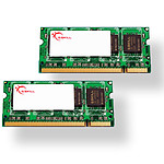 G.Skill SODIMM 4 Go (2x 2Go) DDR3 1600 MHz