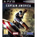 Captain America : Super Soldat (PS3)