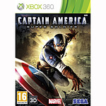 Captain America : Super Soldat (Xbox 360)