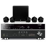 Yamaha RX-V671 Noir + Boston SoundWareXS 5.1 Noir