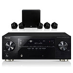 Pioneer VSX-921 Noir + Boston SoundWareXS 5.1 Noir