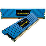 Corsair Vengeance Low Profile Blue Series 4 Go (2x 2 Go) DDR3 1600 MHz CL9
