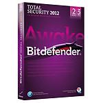 Bitdefender Total Security 2012 - Licence 2 ans 3 postes