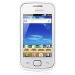Samsung S5660 Galaxy Gio Blanc