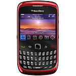 BlackBerry Curve 3G 9300 Rouge