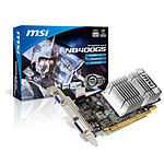 MSI N8400GS-D512D3H/LP