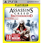 Assassin's Creed Brotherhood Platinum (PS3)