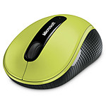 Microsoft Wireless Mobile Mouse 4000 Vert