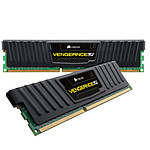 Corsair Vengeance Low Profile 4 Go (2x 2 Go) DDR3 1600 MHz CL9