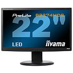 """iiyama 21.5"""" LED - ProLite B2274HDS-2"""