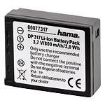 Hama Batterie compatible Panasonic CGA-S007E
