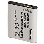 Hama Batterie compatible Olympus Li-50B et Pentax D-Li92
