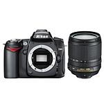 Nikon D90 + Nikon 18-105mm