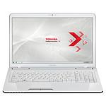 Toshiba Satellite L775-13V Blanc