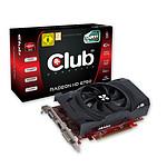 Club 3D Radeon HD 6750 1024 MB