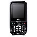 LG C100 Noir / blanc
