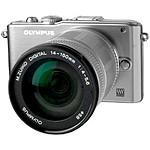 Olympus PEN E-PL3 + Objectif M.ZUIKO DIGITAL ED 14-150mm 1:4.0-5.6 Argent