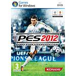 PES 2012 : Pro Evolution Soccer 2012 (PC)