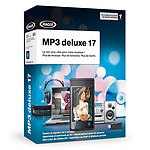 MAGIX MP3 Deluxe 17 (français, WINDOWS)