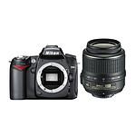Nikon D90 + Objectif 18-55mm f/3.5-5.6G AF-S VR DX NIKKOR