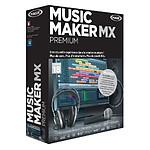Magix Music Maker MX Premium (français, WINDOWS)