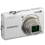 Nikon Coolpix S6200 Blanc Lunaire