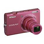 Nikon Coolpix S6200 Rose Comète