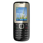 Nokia C2-00 Jet Black