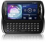 Sony Ericsson Xperia pro Noir