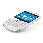 Sony Ericsson TXT Blanc