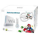 Nintendo Mario Kart Wii Pack Blanc