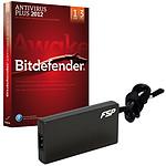 FSP Fortron FSP-NBL65 + Bitdefender Antivirus Plus 2012 pour 1€ de plus