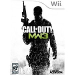 Call Of Duty Modern Warfare 3 (Wii)