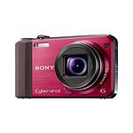 Sony CyberShot DSC-HX7V Rouge