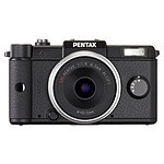 Pentax Q Noir + Objectif 8.5mm f/1.9 AL
